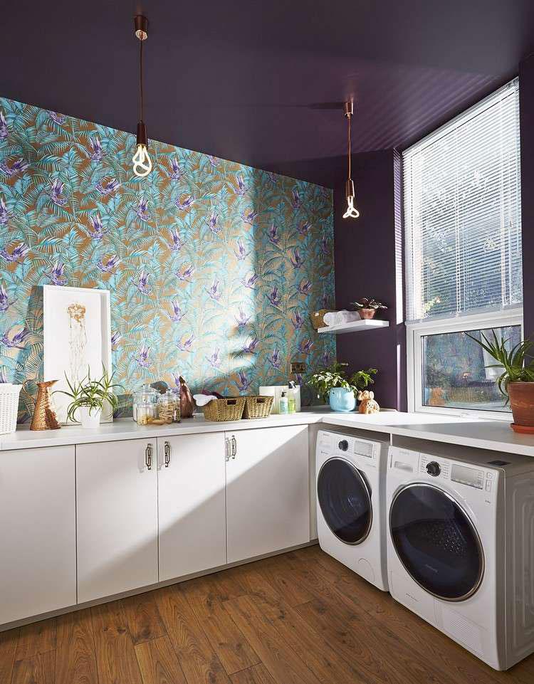 Idea per decorare le pareti della cucina n.02