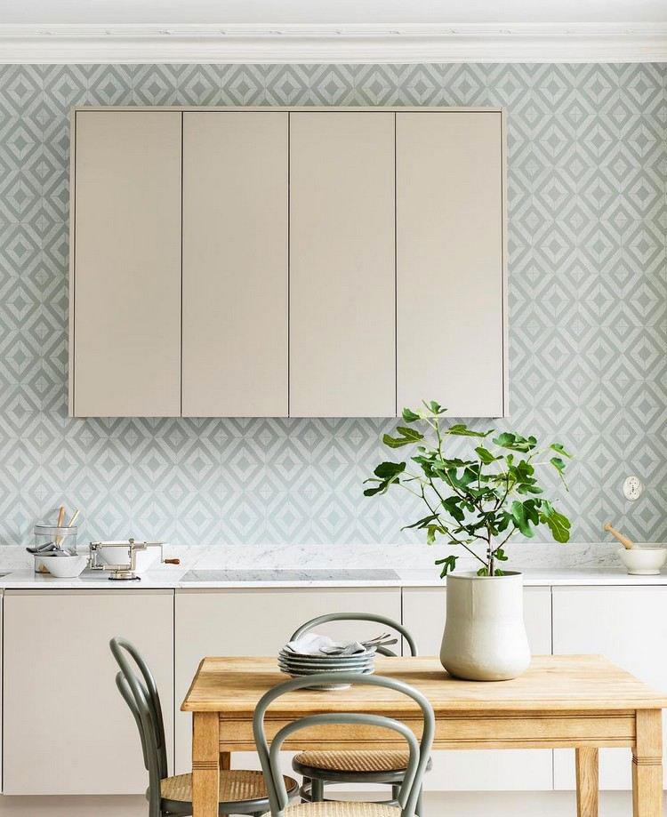 Idea per decorare le pareti della cucina n.03