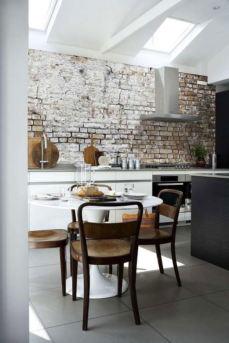 Idea per decorare le pareti della cucina n.05