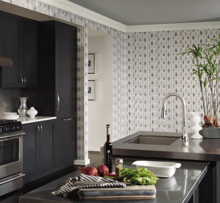 Idea per decorare le pareti della cucina n.06