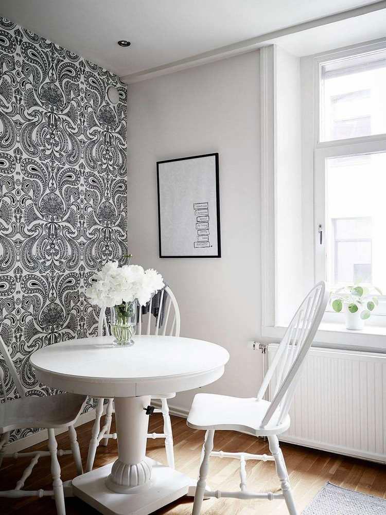 Idea per decorare le pareti della cucina n.07
