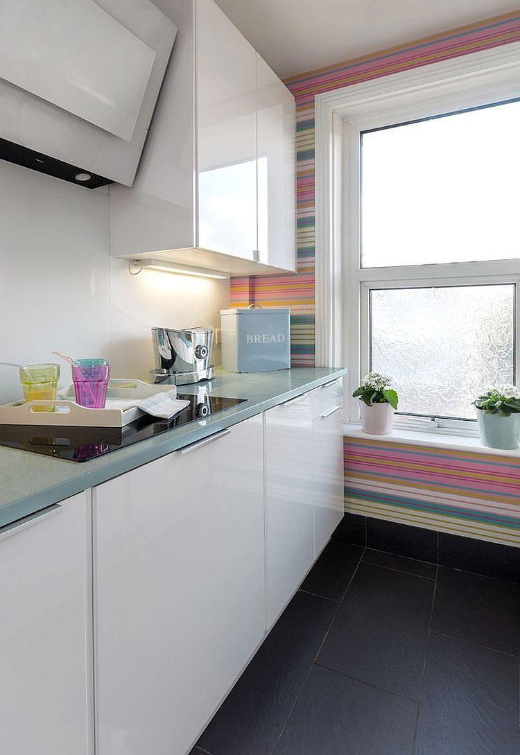 Idea per decorare le pareti della cucina n.18
