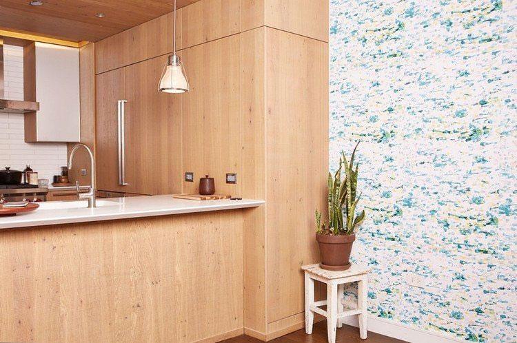 Idea per decorare le pareti della cucina n.25