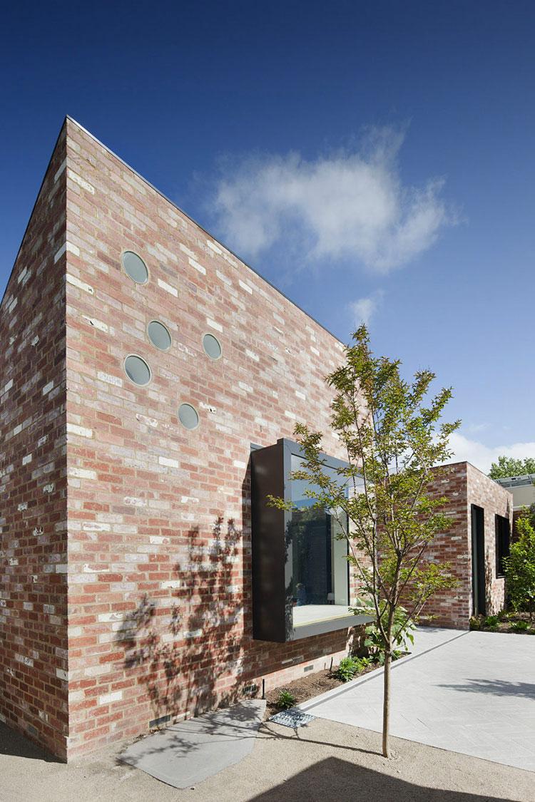 Progetto di finestre moderne per case da sogno n.08