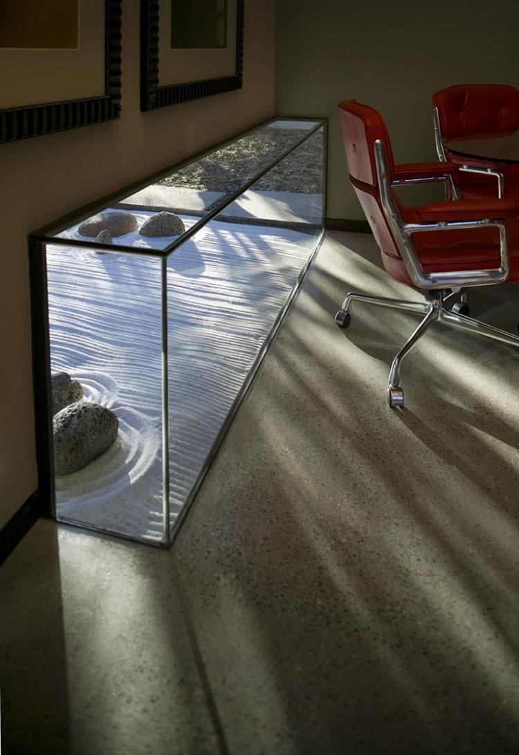 Progetto di finestre moderne per case da sogno n.09