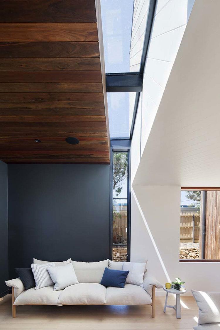 Progetto di finestre moderne per case da sogno n.18