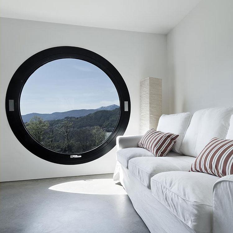 Modello di finestra rotonda n.02