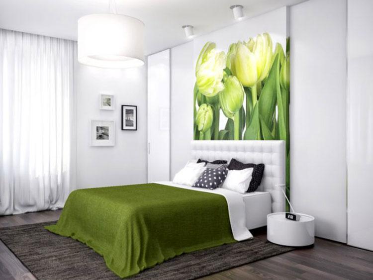 Arredamento per la camera da letto Greenery 02