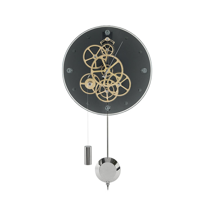 25 orologi da parete di design in stile moderno e minimal for Orologio da cucina design