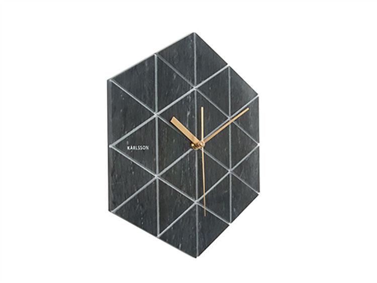 Orologio da parete dal design minimal n.12