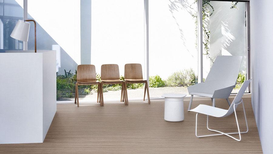 Modello di pavimento in linoleum di design n.05