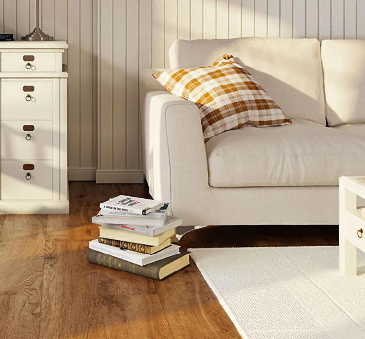 Modello di pavimento in linoleum di design n.15