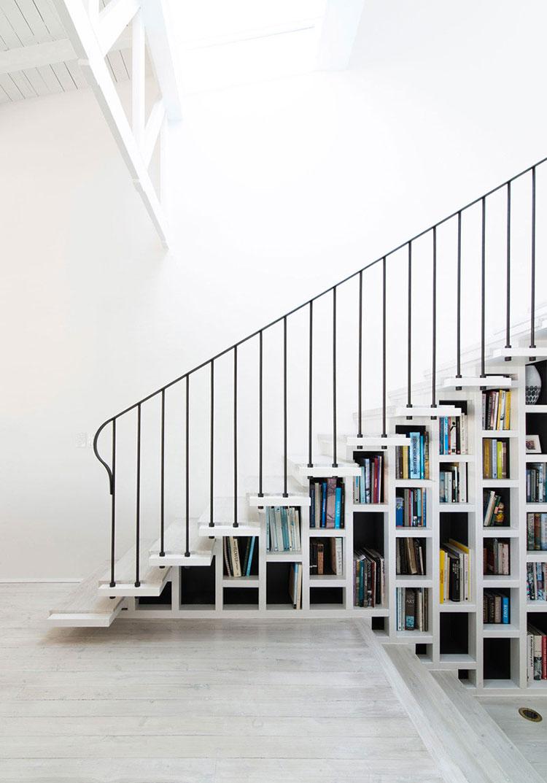Come creare una libreria nel sottoscala