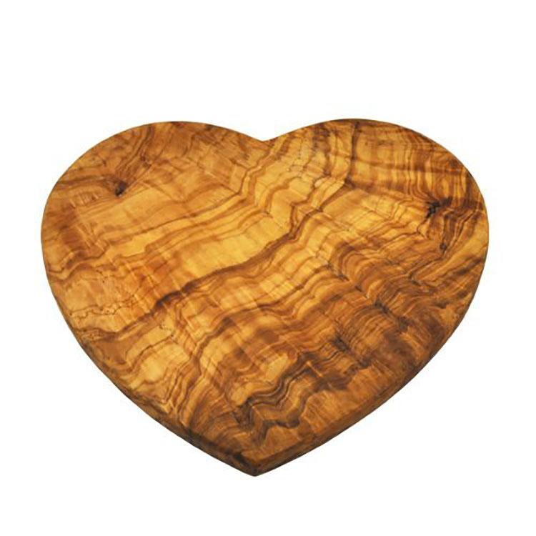 Tagliere in legno di ulivo dal design particolare n.10