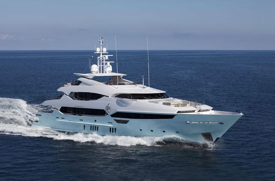 Interni da sogno per uno yacht di lusso n.18