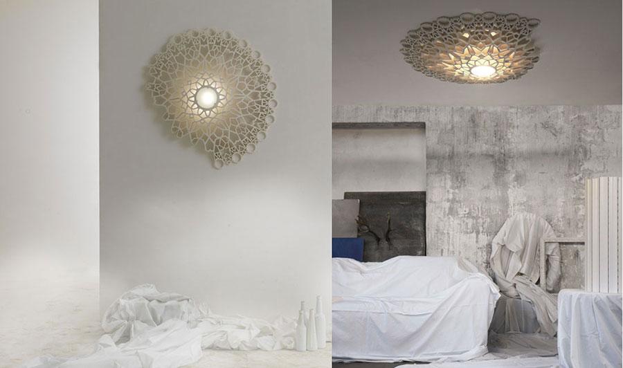 20 modelli originali di applique da parete dal design moderno