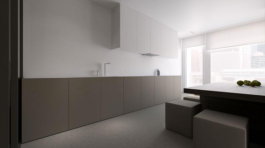 Esempio di arredamento dal design minimal n.04
