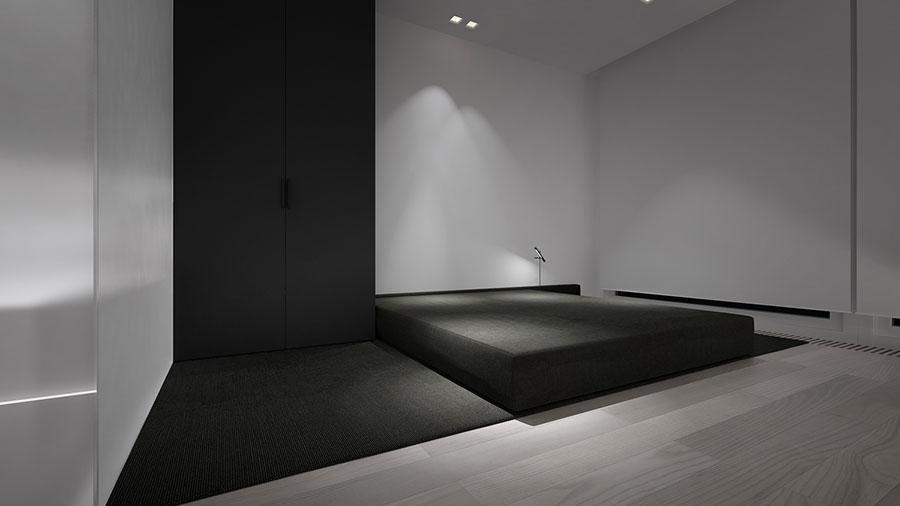 Esempio di arredamento dal design minimal n.08