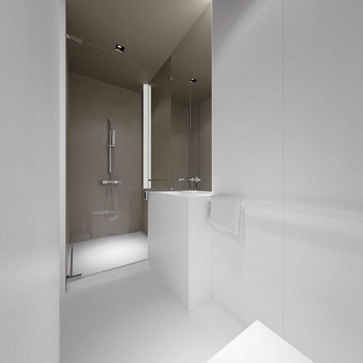Esempio di arredamento dal design minimal n.10