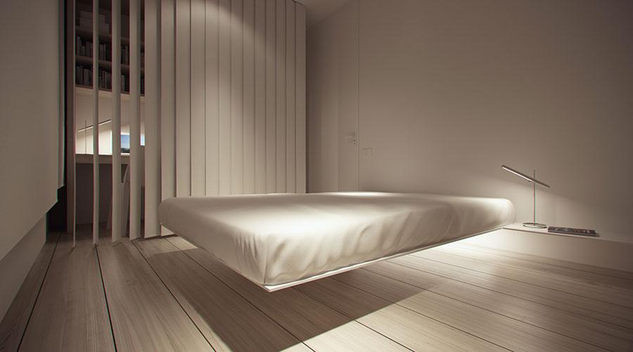 Esempio di arredamento dal design minimal n.15