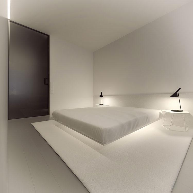 Esempio di arredamento dal design minimal n.20