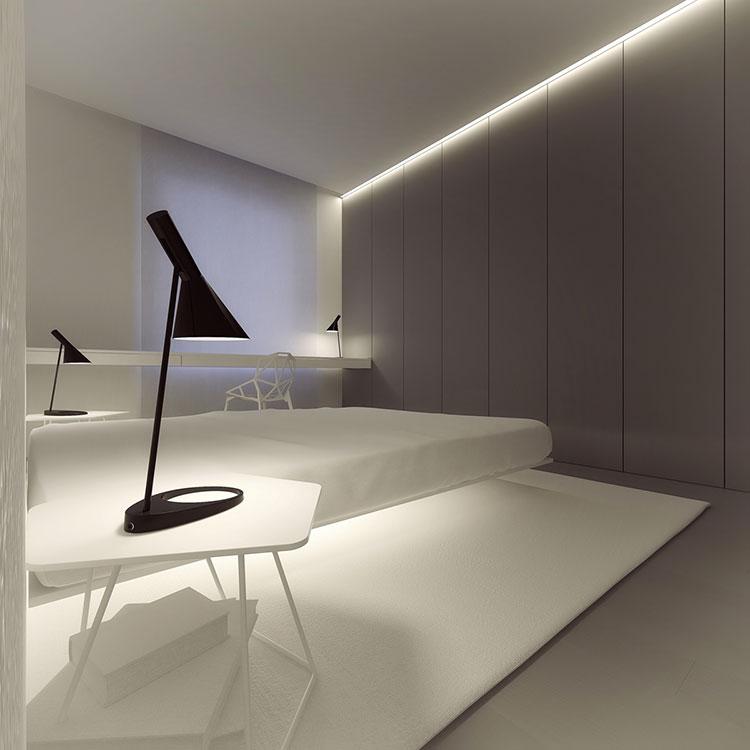 Esempio di arredamento dal design minimal n.21