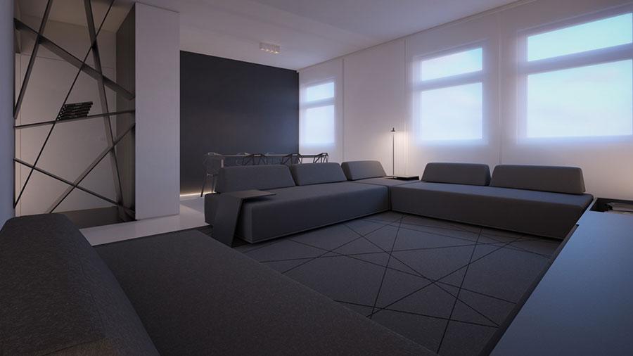 Minimal design ecco come arredare una casa di tendenza for Siti di arredamento design