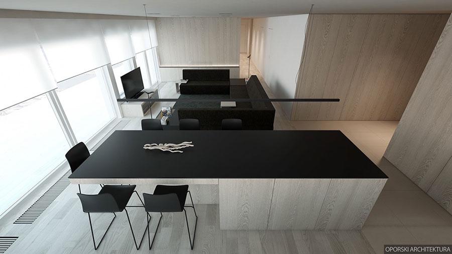 Esempio di arredamento dal design minimal n.37