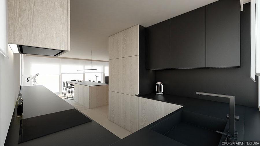 Esempio di arredamento dal design minimal n.40