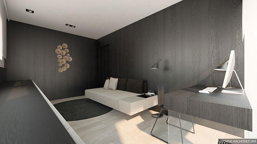 Esempio di arredamento dal design minimal n.41