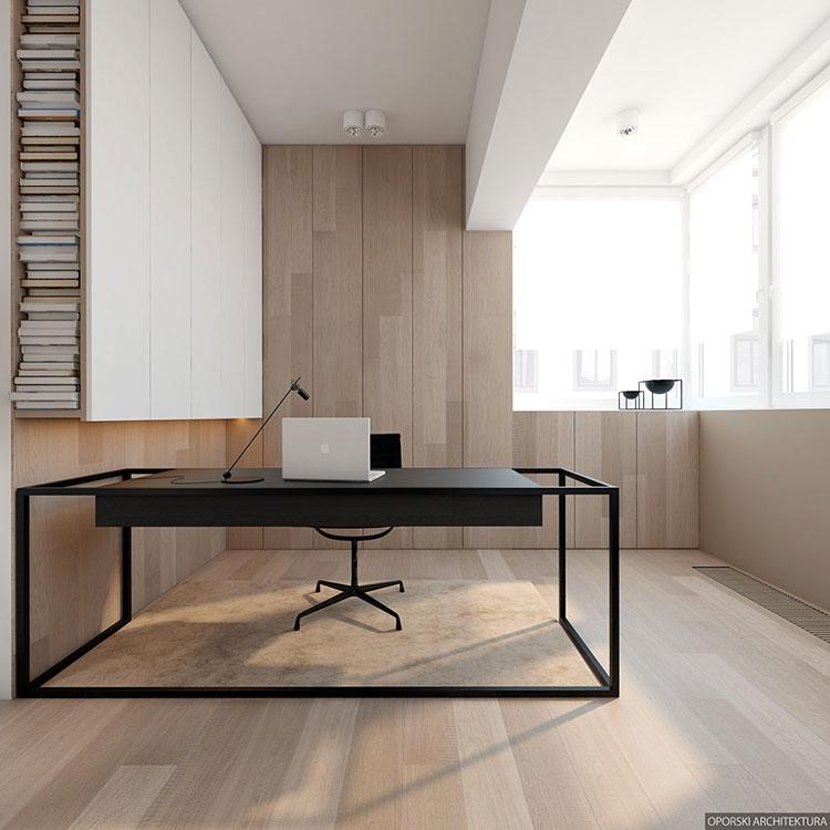 Esempio di arredamento dal design minimal n.48