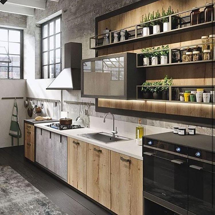 Arredamento scandinavo tante idee per una casa in stile for Cucina norvegese
