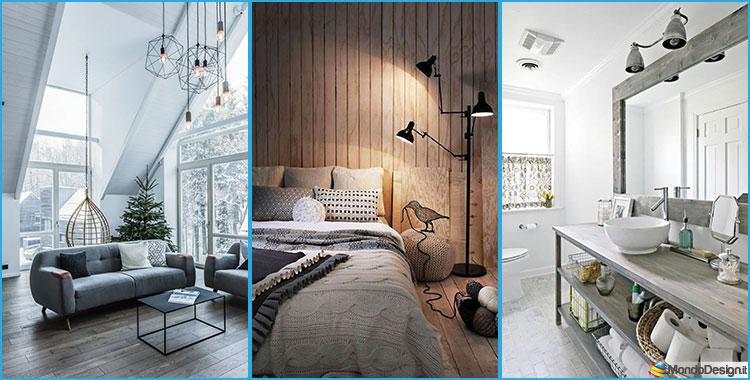 Arredamento scandinavo tante idee per una casa in stile for Arredare casa in bianco