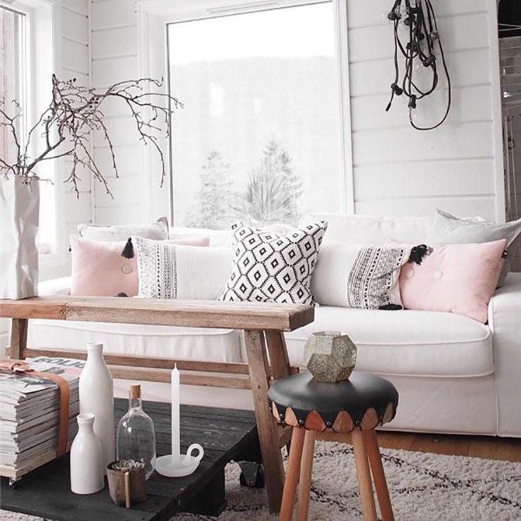 Arredamento scandinavo tante idee per una casa in stile for Arredamento originale casa