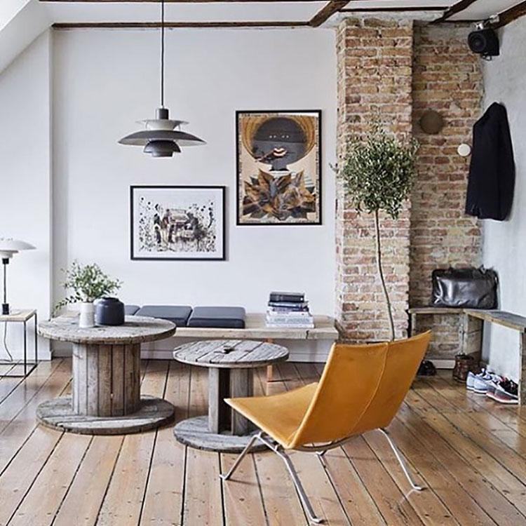 Arredamento scandinavo tante idee per una casa in stile for Mobili scandinavi
