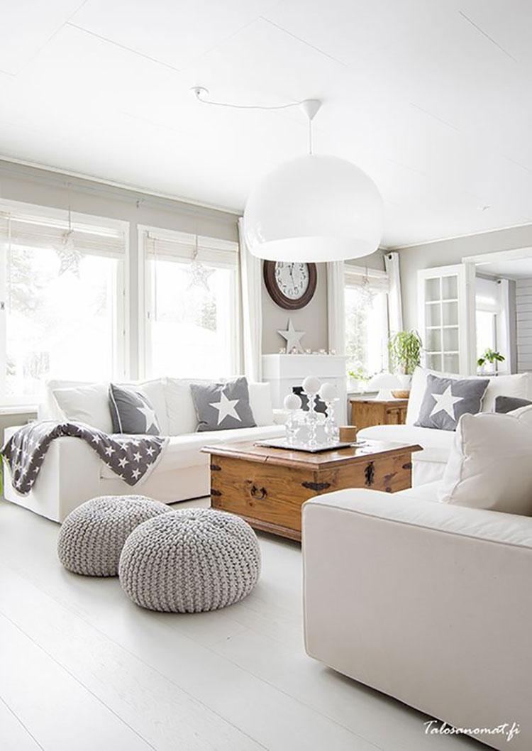 Arredamento scandinavo tante idee per una casa in stile for Casas estilo nordico