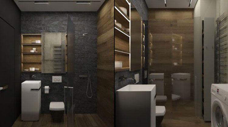 Idee per arredare una casa di 30 mq n.34