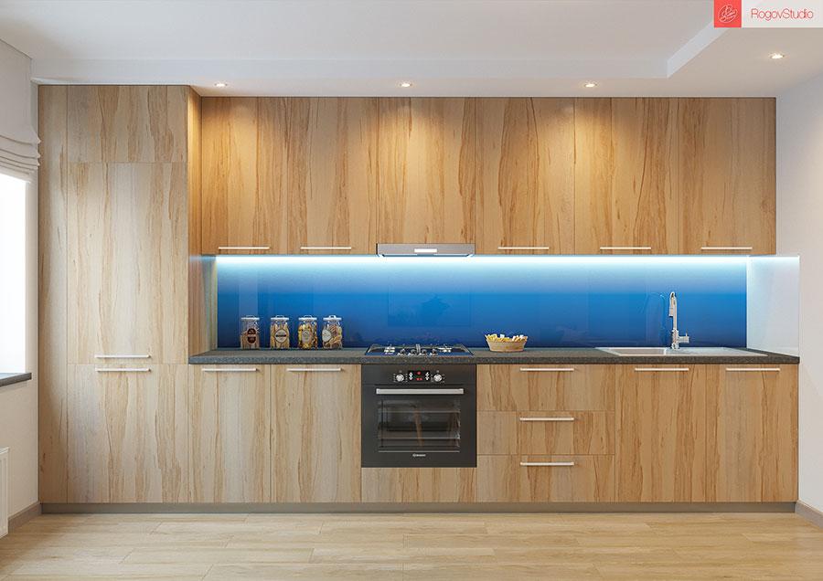 Appartamento di 40 mq con arredi di design n.21