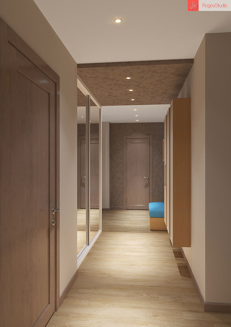 Appartamento di 40 mq con arredi di design n.26