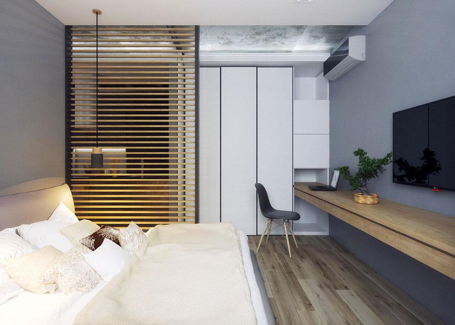 Appartamento di 40 mq con arredi di design n.33