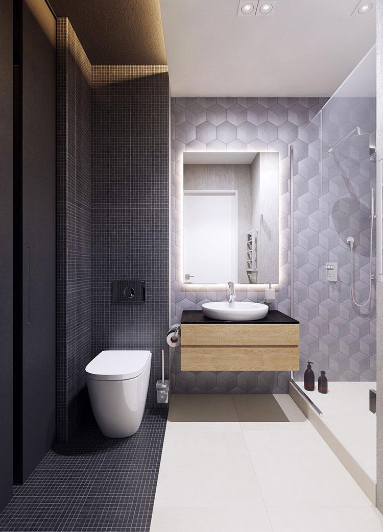 Appartamento di 40 mq con arredi di design n.37