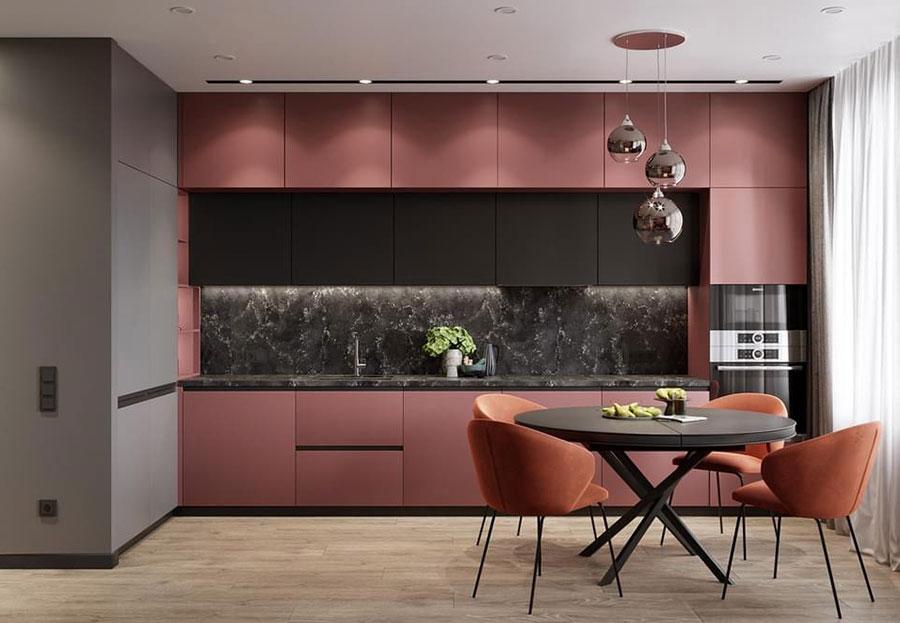 Progetto per appartamento di 40 mq n.53