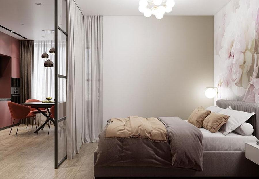 Progetto per appartamento di 40 mq n.56