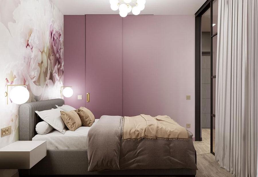 Progetto per appartamento di 40 mq n.57