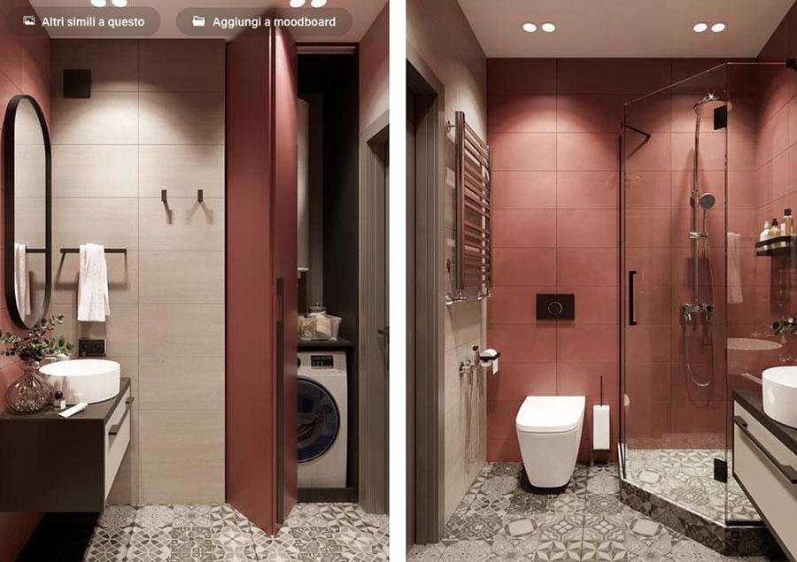 Progetto per appartamento di 40 mq n.58
