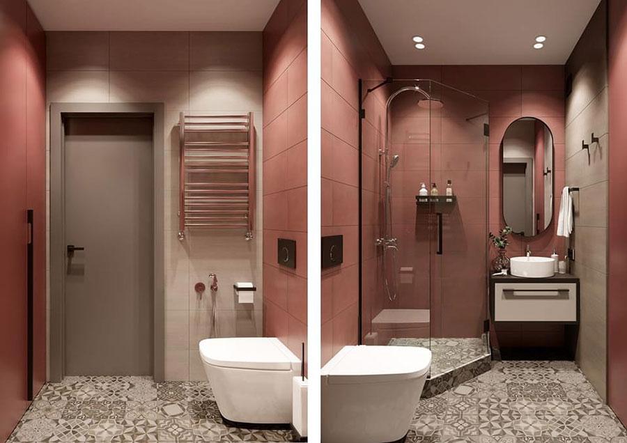 Progetto per appartamento di 40 mq n.59