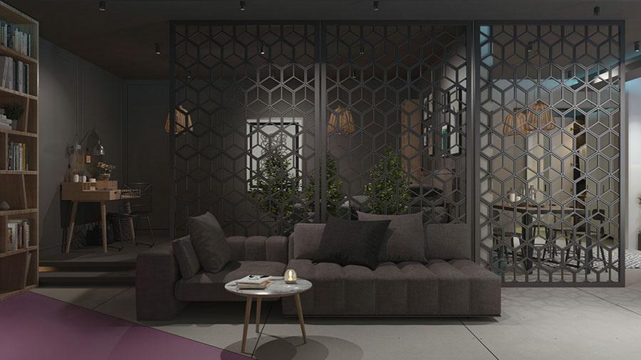 Progetto per appartamento di 40 mq n.63