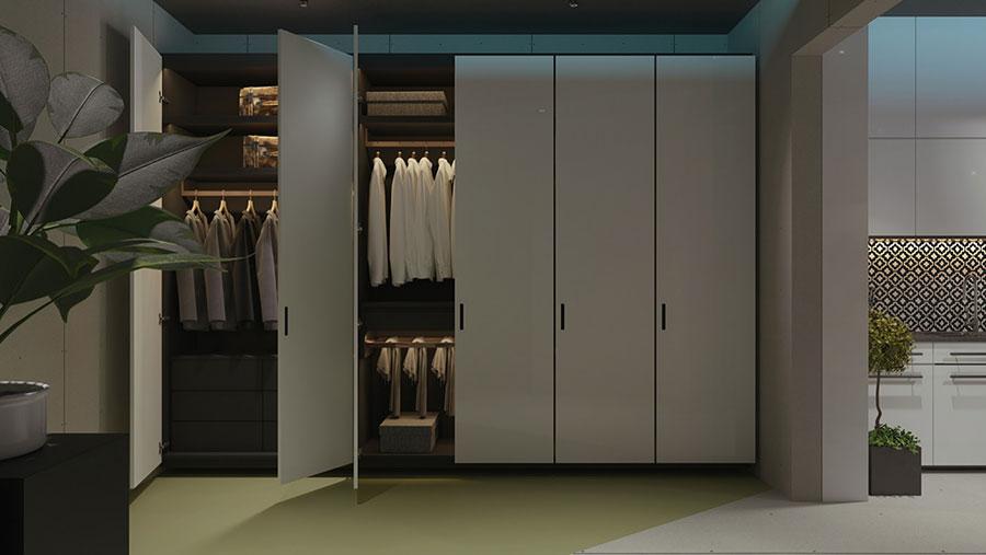 Progetto per appartamento di 40 mq n.65