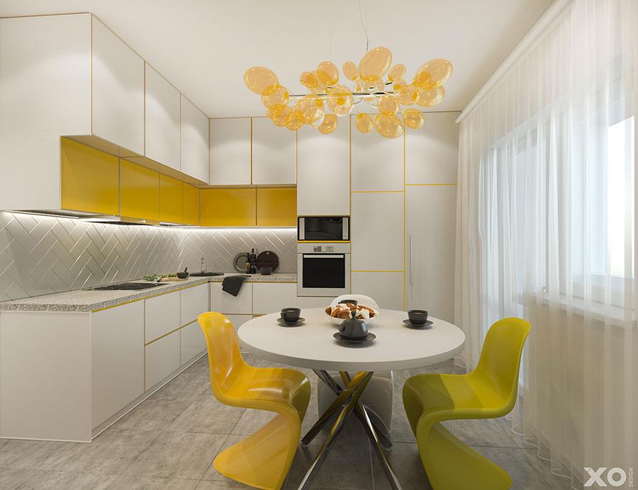 Progetto per appartamento di 40 mq n.67