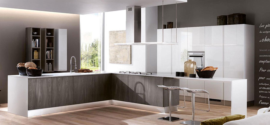 Modello di cucina Berloni n.01